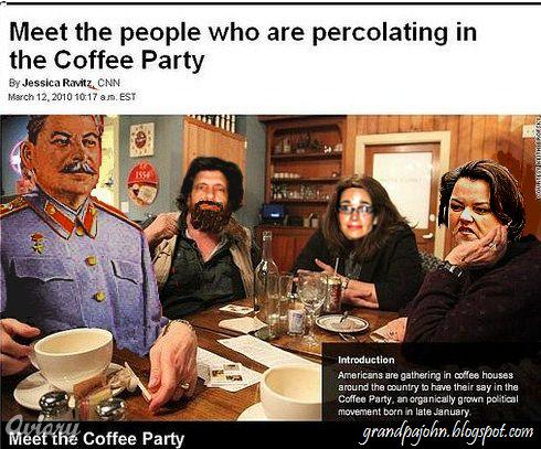 Meet the Coffee Party People